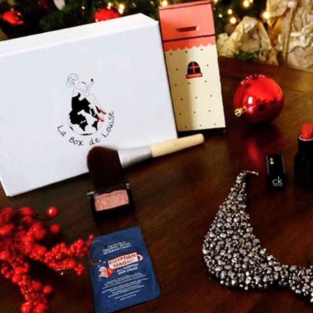 Happy Christmas   La Box de Louise di dicembre