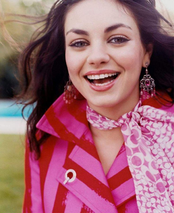 Mila Kunis  Sweet young Mila!  Days of innocence and youth...YM Magazine photoshoot / 2003 ( Jonathan Skow ) shared to groups 5/31/17