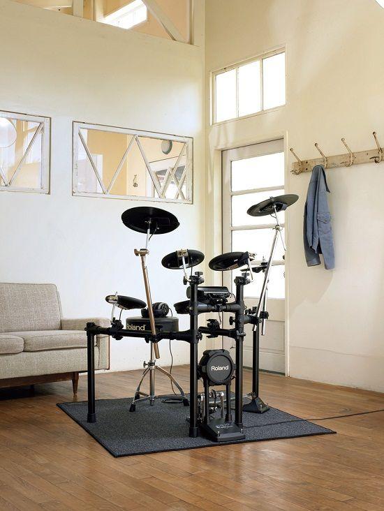 Roland TD-4K2 V-drum Digital Drum Kit