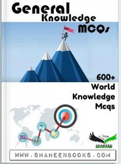 General Knowledge Mcqs Pdf