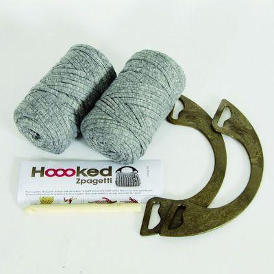 Tutorial bolso de ganchillo XL con Hoooked