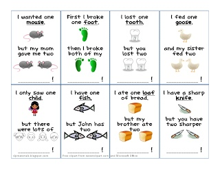 Grammar: Irregular Plurals Flash Cards - Pinned by @PediaStaff – Please Visit ht.ly/63sNt for all our pediatric therapy pins