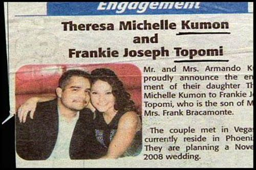 Wedding advice-don't hyphenate your name.