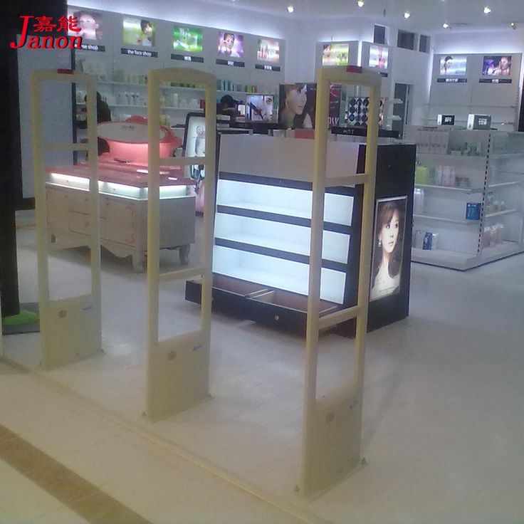 High Quality Find More EAS Systems Information About EAS Supermarket Security Door Shop  Anti Theft Alarm Security Entrance