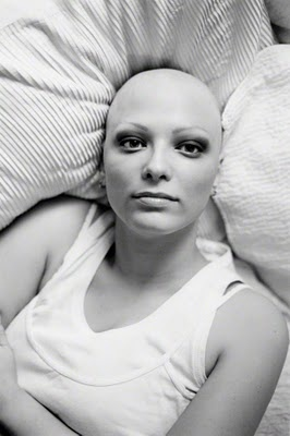 I only wish I looked this good when I was bald! Bald women have got to be the sexiest women...