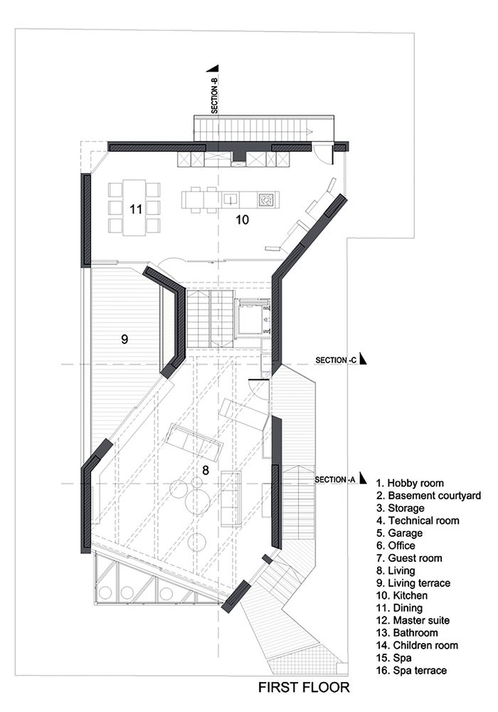 139 Best Images About Architecture Houses Plans On