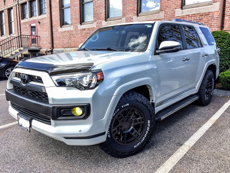 5th Gen 4Runner Limited Fender Mod (Bigger Tires), Pushing Back Plastic Fenders on Limited Edition 5th Gen 4Runner, 5th Gen 4Runner Fender Mod