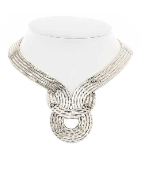 Halsband, Platina