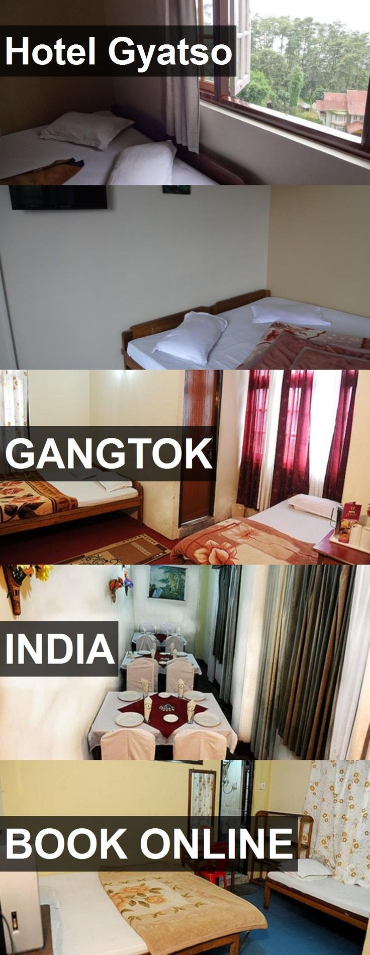 Hotel Gyatso in Gangtok, India. For more information, photos, reviews and best prices please follow the link. #India #Gangtok #travel #vacation #hotel