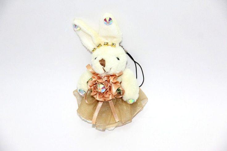 Doll Key Chain DKC05/ Bag Charm Brown Rp 60.000