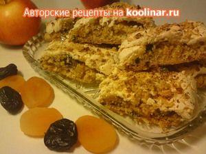 Фото к рецепту: Фруктовое печенье (флэшмоб НХЗС)