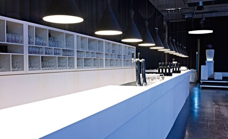 D-Hotel Interieur 2010 with HUSK & NEBEL by Delta Light