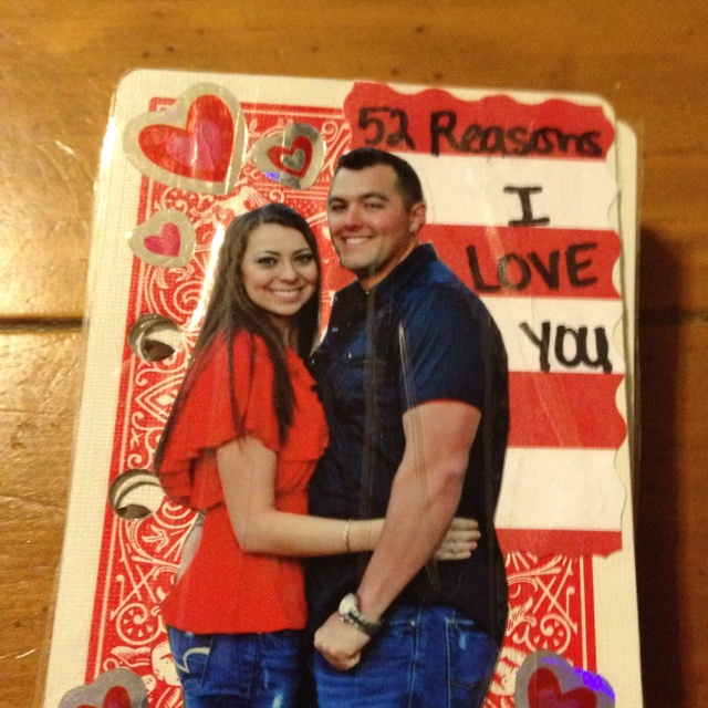 52 reasons I love you: Crafts Ideas, 52 Reasons