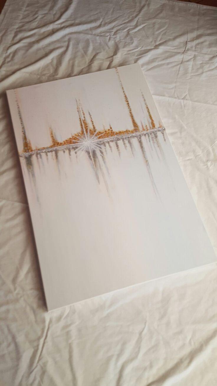 Abstract fantasy city