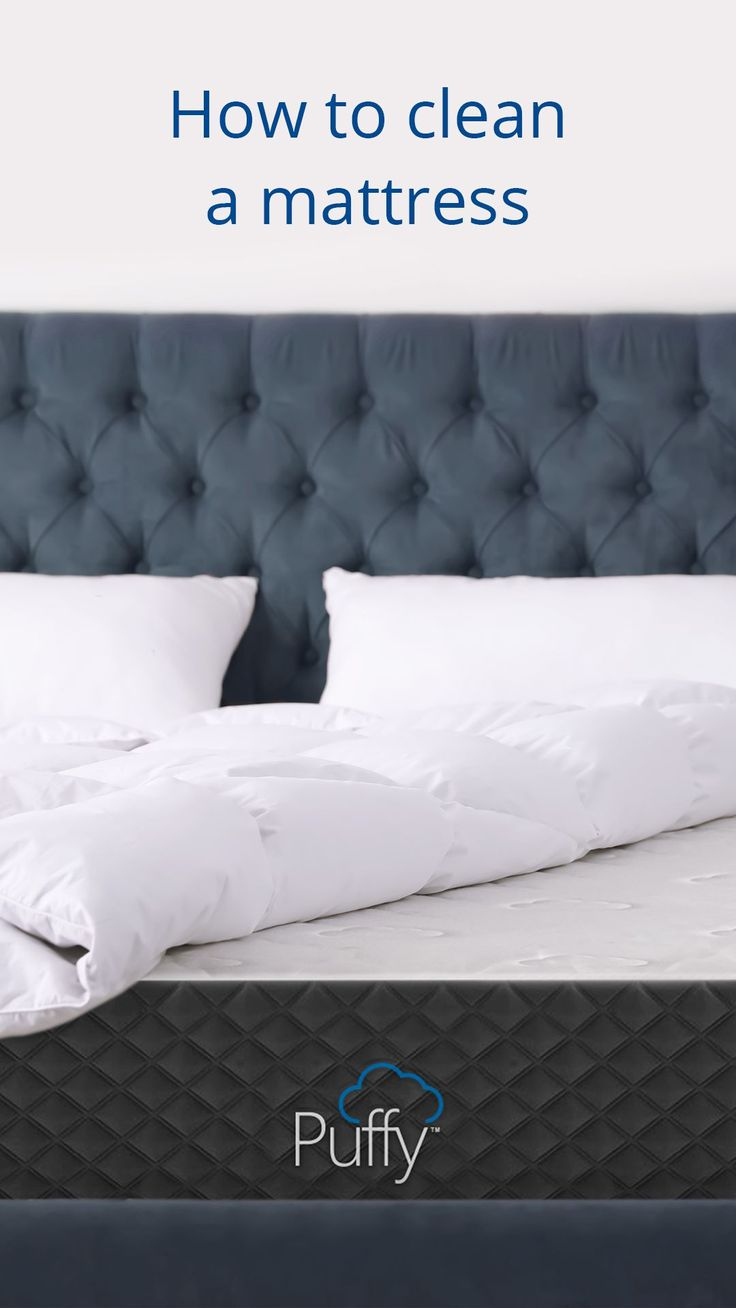 How To Clean A Mattress So Your Bed Stays Brand New in