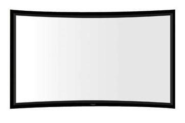 Ambertec Concave Projector Screen
