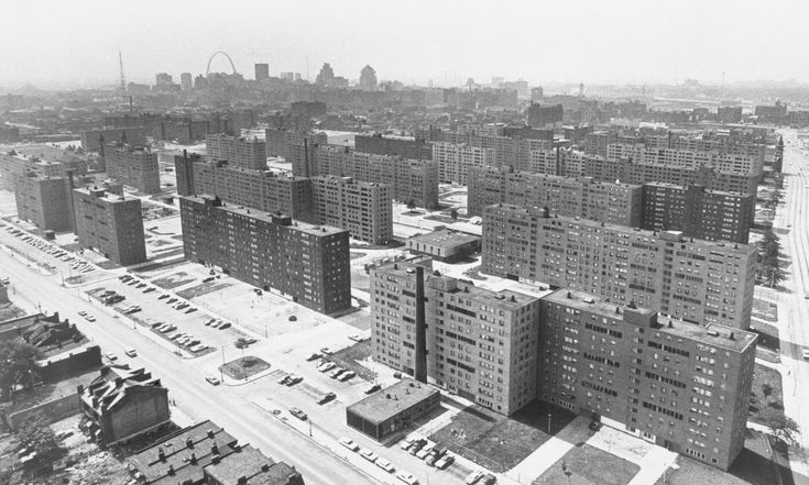 Pruitt-Igoe: the troubled high-rise that came to define urban America – a history of cities in 50 buildings, day 21