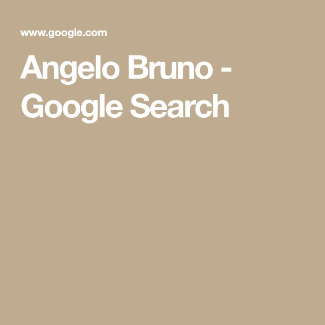 Angelo Bruno - Google Search