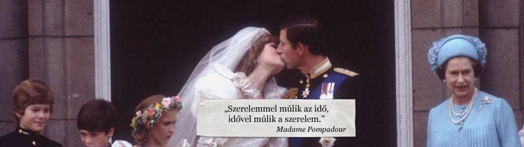 Szerelemmel múlik az idő, az idővel múlik a szerelem. Madame Pompadour