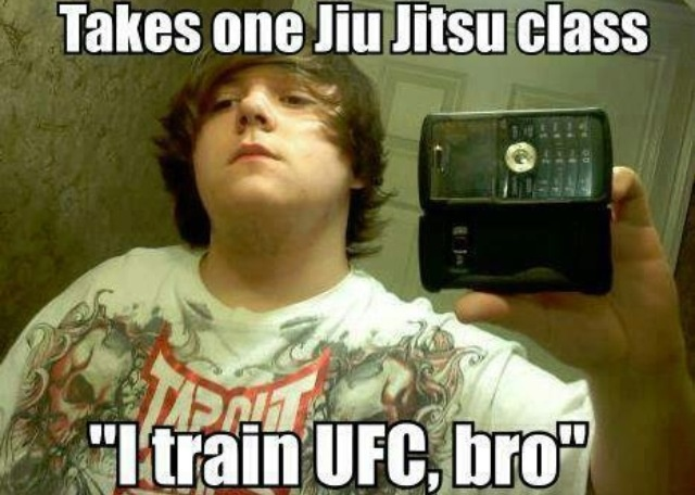 Dating a jiu jitsu guy