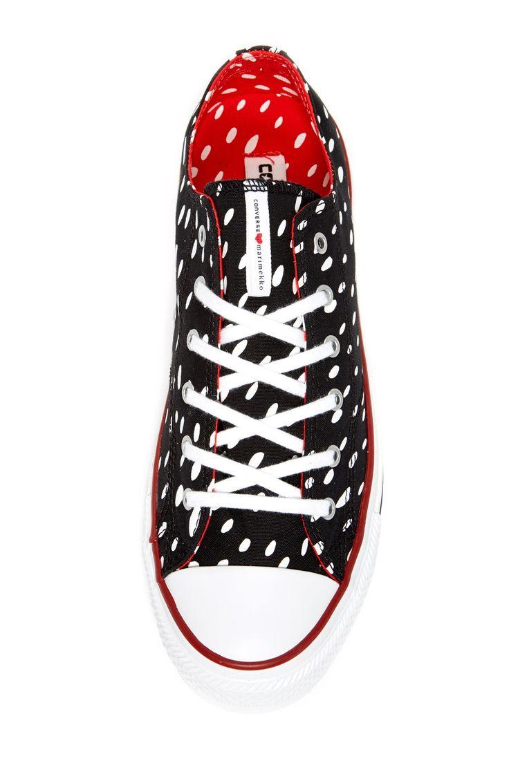 Converse | Converse Chuck Taylor Unisex Polka Dot Oxford Sneaker | HauteLook
