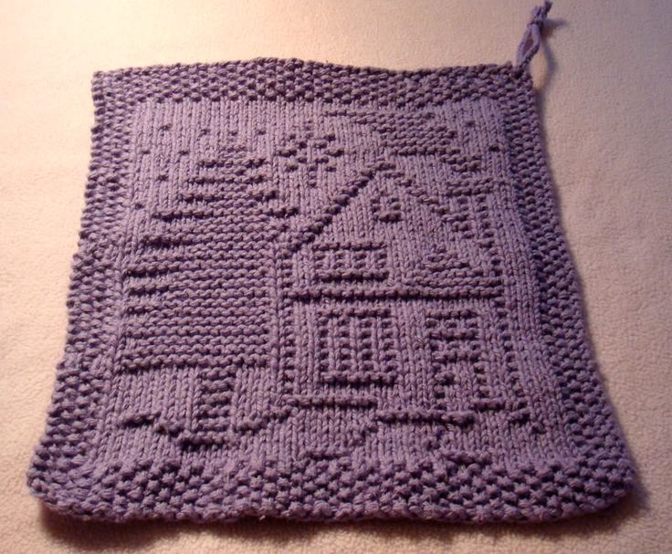 Knitting Pattern Central Christmas : 1000+ images about Knit Dishcloths or Scrubbers or ...