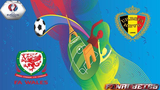 [VID] Cuplikan Pertandingan Wales vs Belgia 2 Juli 2016
