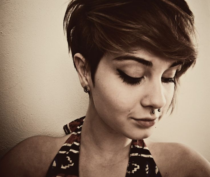 Hipster Pixie Cut | www.imgkid.com - The Image Kid Has It!