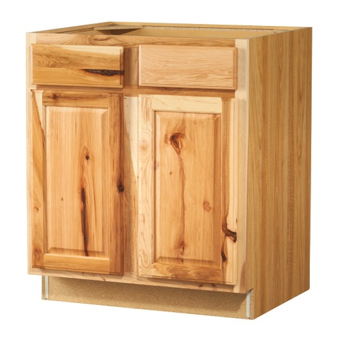 Lowe S Kitchen Base Cabinets: Hickory Cabinets We Are Going To Have