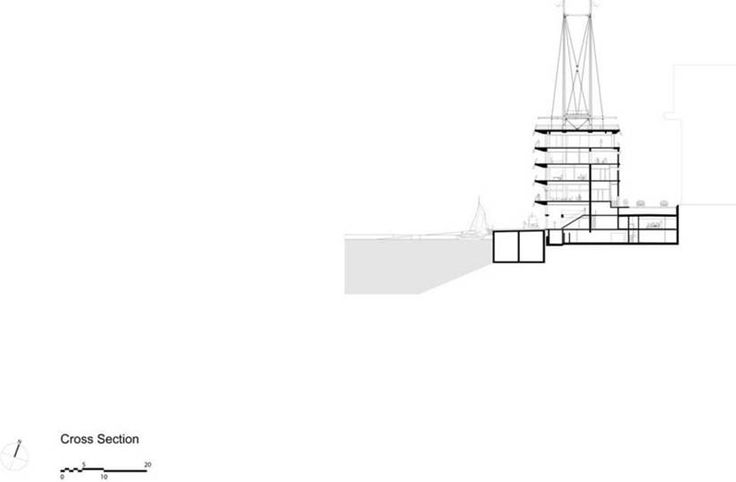 Яхт-клуб Монако от студии Foster + Partners