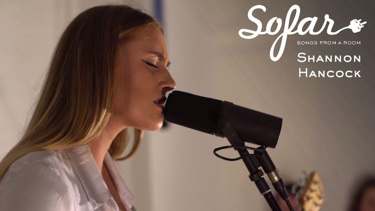 Shannon Hancock - You Told A Beautiful Lie | Sofar Sydney