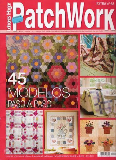 Labores Hogar Patchwork nº 68 parte 1 - Liliana Flores - Álbumes web de Picasa