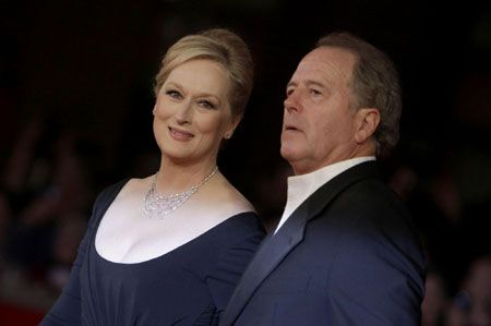 Don Gummer and Meryl Streep  Married since 1978
