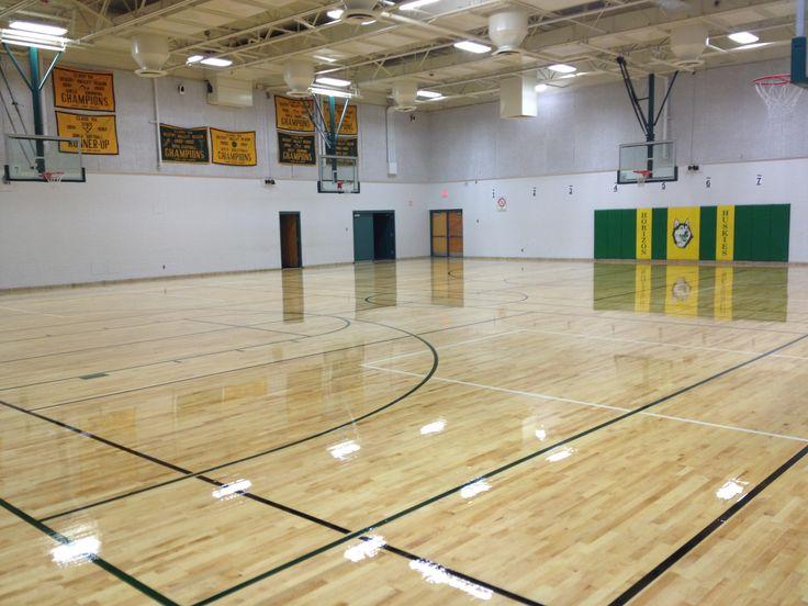 Horizon High School Practice Gym Scottsdale Arizona Gym Flooring Scottsdale Arizona Gym