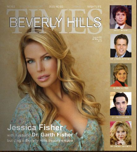Jessica Canseco | Beverly HIlls - Cosmetic Tattoo Specialist | Beverly Hills Times