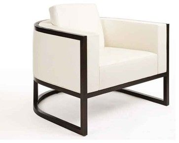 Frameworks Radius Lounge Chair By Cabot Wrenn - modern - chairs - Spacify Inc,