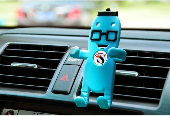 Hands Free Phone Holder, Air Vent Phone Holder,Silicone Car Mobile Phone Holder-Product Center-Shenzhen Reapdent Technology Co., Ltd.-