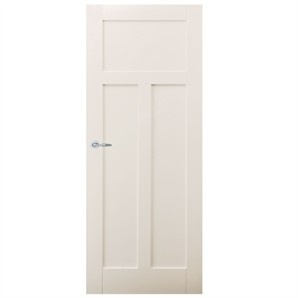 Moda Internal Door MODP6 - Bunnings Warehouse... internal doors for reno. Chose these because they are solid not hollow.