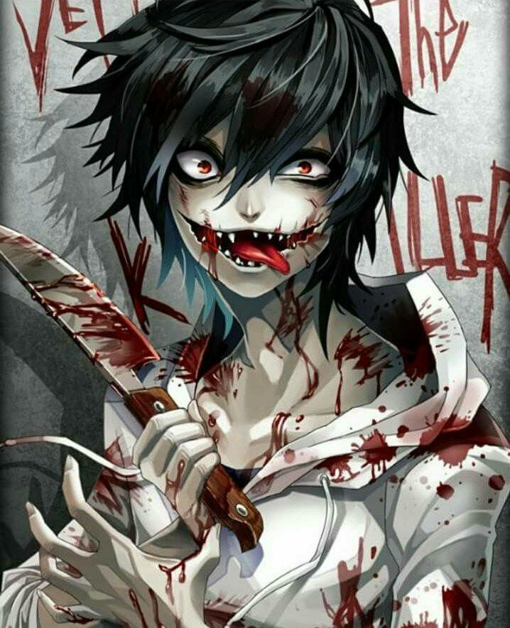 Jeff the Killer do you guys think he's cool or not