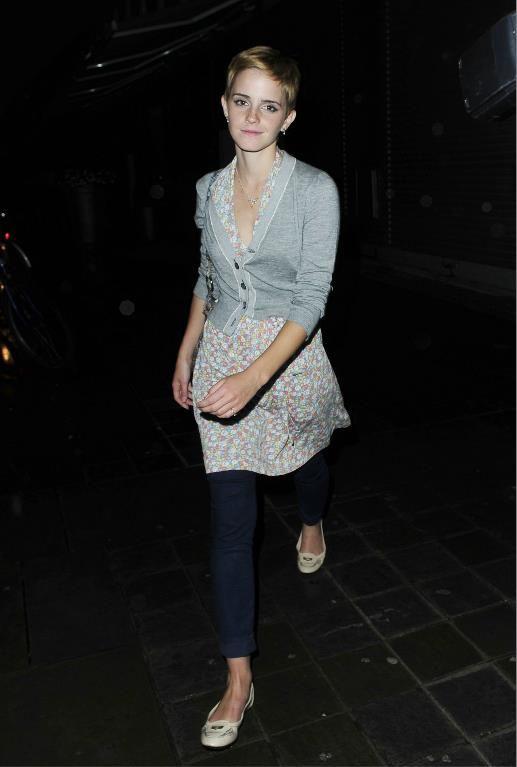 Leaving Bungalow 8 Night Club | London | August 25 2010