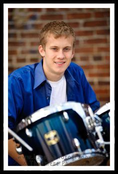 senior guy picture drum – Google Search – Guys senior pictures