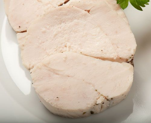 """Homemade Chicken """"ham"""" or deli/lunch meat"""