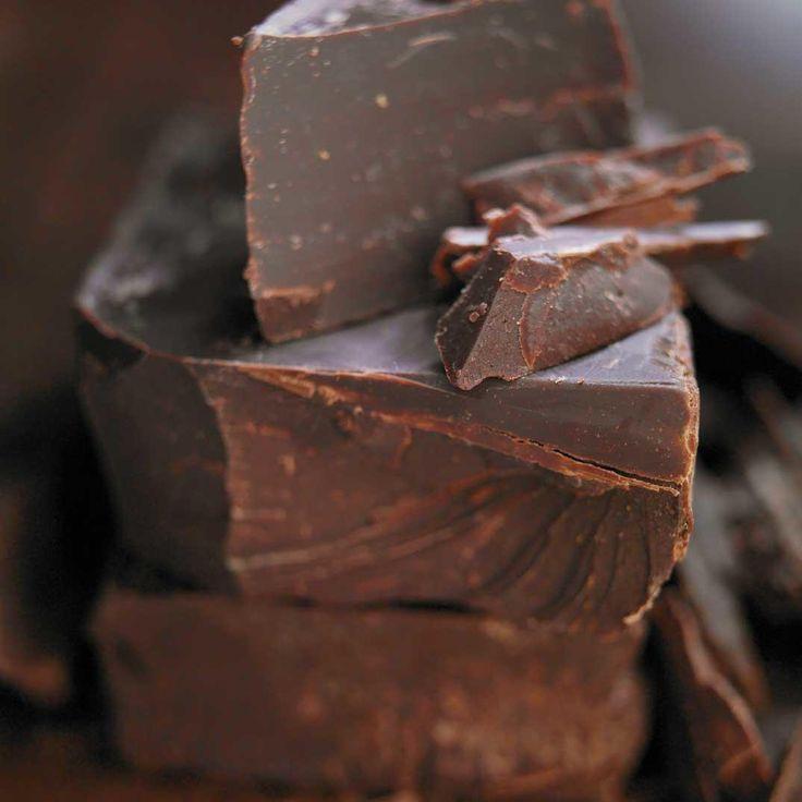 Boulettes au chocolat de Chrystine Brouillet (Chokladbollar)