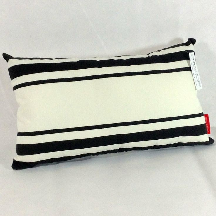 Poppy Cypress - Stripe Cushion -  #handmade #cushions #home #gifts