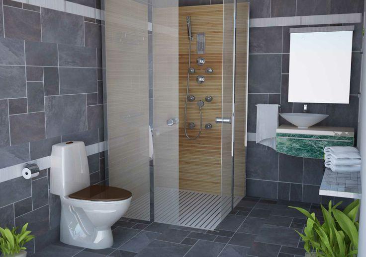 Spring Dale Villa Bathroom ...