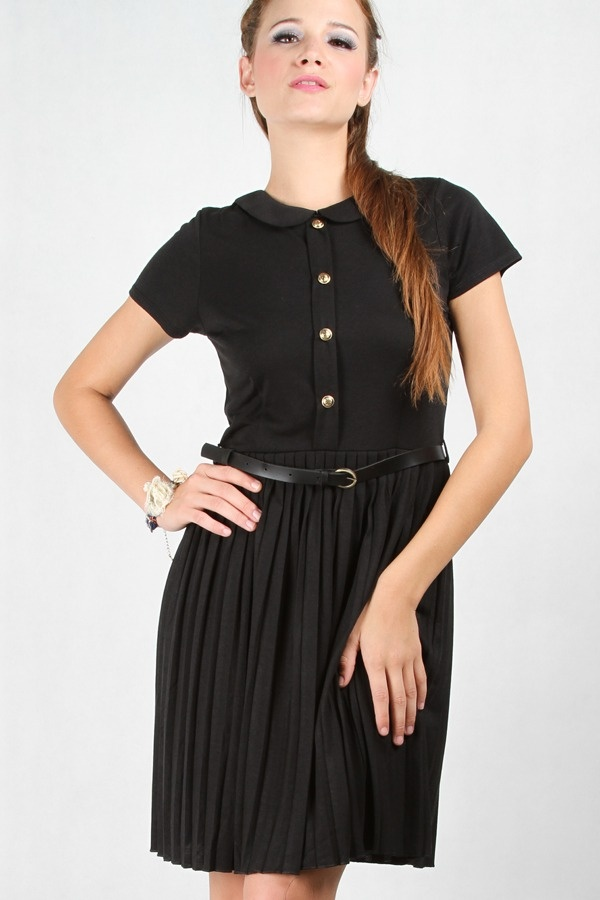 Darlene Dress Black www.pinkemma.com