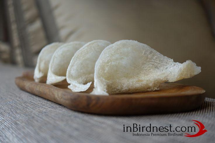 Bowl Birdnest / Mangkok Aa Serat by http://www.inbirdnest.com #sarangwalet #birdnest #original #edible #indonesian #nest #food