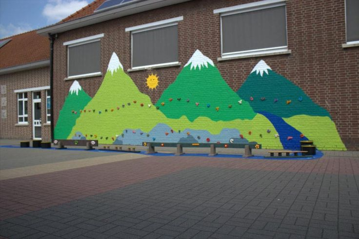 Speelplaatsmeubel: duurzame inrichting basisschool speelplaats
