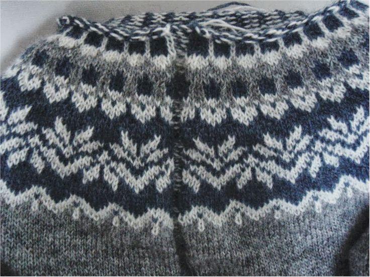 tricot islandais patron - Pesquisa Google