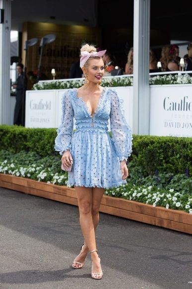 What to wear to the races: your definitive  guide to spring racing dress codes: Spring racing, general
